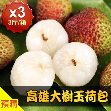 高雄大樹 玉荷包3箱(3斤/箱)