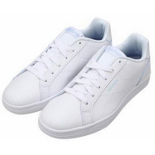 【REEBOK】ROYAL COMPLETE CLN男復古網球鞋-白(CN7266)