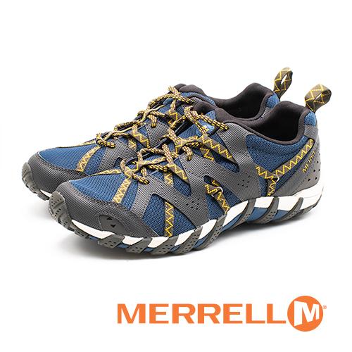 MERRELL(男)WATERPRO MAIPO 2水陸兩棲鞋-深藍