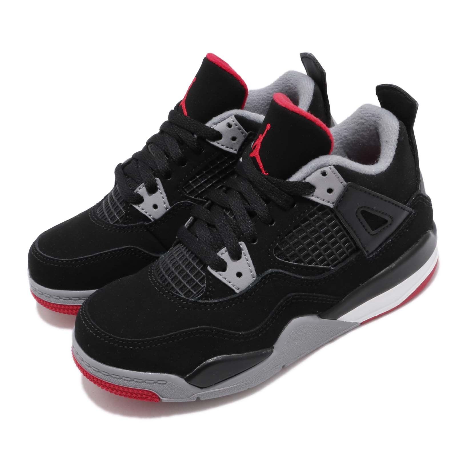 Nike 休閒鞋 Jordan 4代 PS 童鞋 BQ7669-060