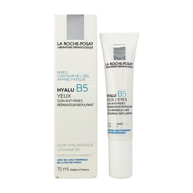 La Roche-Posay理膚寶水 Hyalu B5玻尿酸保濕眼霜15ml