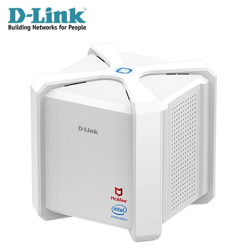 D-Link 友訊 DIR-2680 D-Fend 防禦型 AC2600 無線路由器
