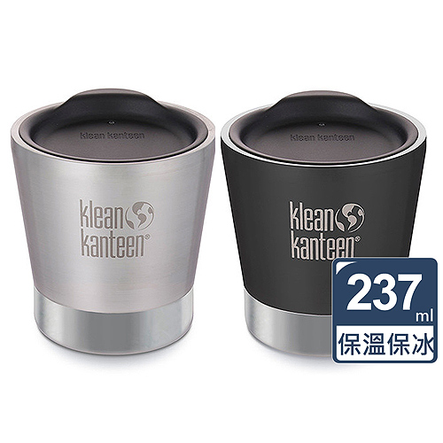 美國Klean Kanteen保溫鋼杯237ml