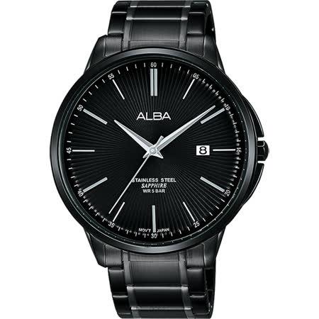 ALBA 雅柏 城市系列時尚手錶