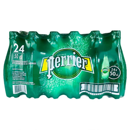 Perrier沛綠雅 氣泡天然礦泉水24瓶