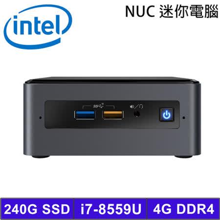 Intel NUC i7迷你電腦  BOXNUC8I7BEH