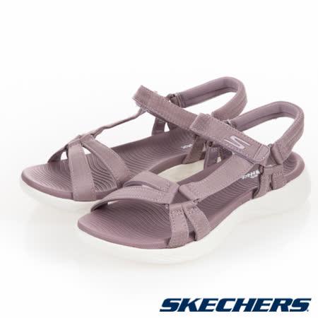 SKECHERS 男/女涼拖鞋