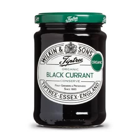 【Tiptree】英國有機黑醋栗果醬 340g