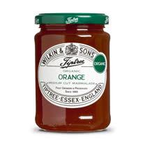 【Tiptree】英國有機柳橙果醬  340g