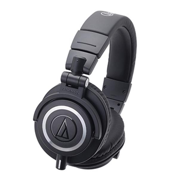 Audio-Technica ATH-M50x 專業型監聽耳機