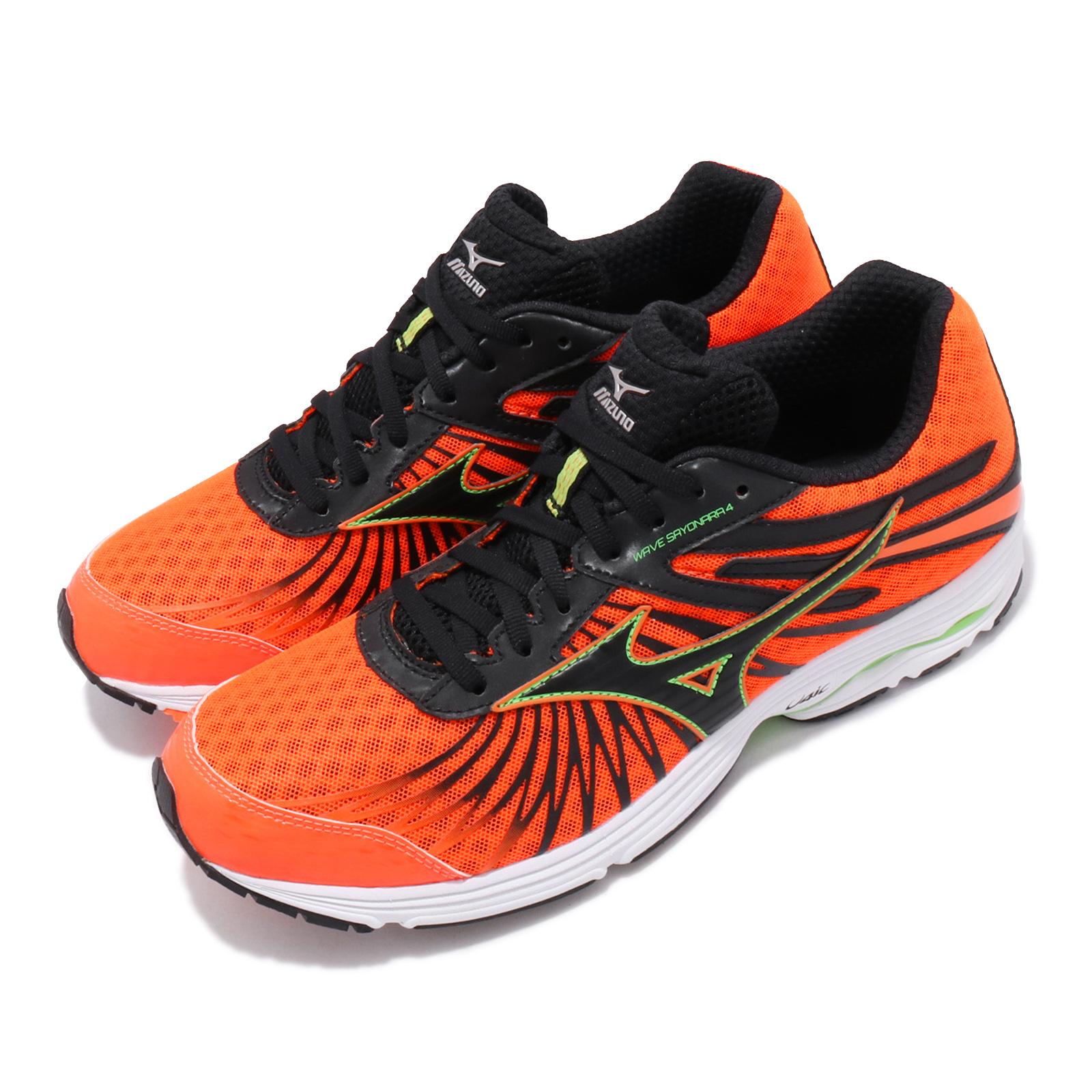 Mizuno 慢跑鞋 Wave Sayonara 4 男鞋 J1GC1630-09