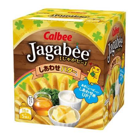 【Calbee】加卡比 薯條幸福奶油口味/ 2包