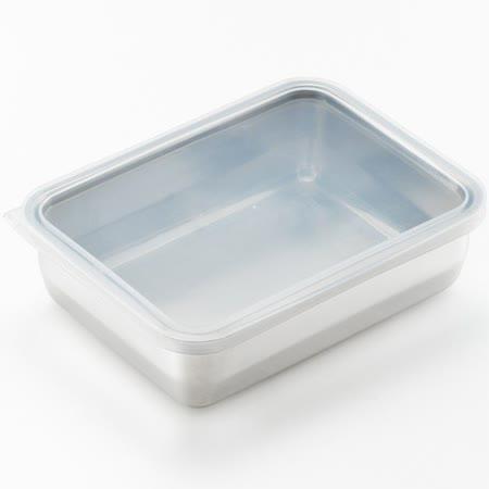 【YOSHIKAWA】不鏽鋼保鮮盒(中)