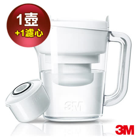 3M WP3000 經典款即淨長效濾水壺