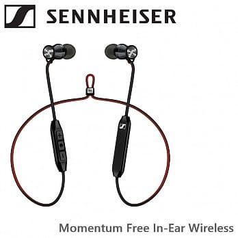 Sennheiser 聲海 Momentum Free 無線藍牙耳機【限量贈】輕旅行後背包(顏色隨機)