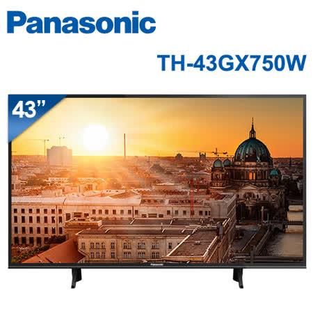 Panasonic國際牌 43吋 4K 聯網液晶電視
