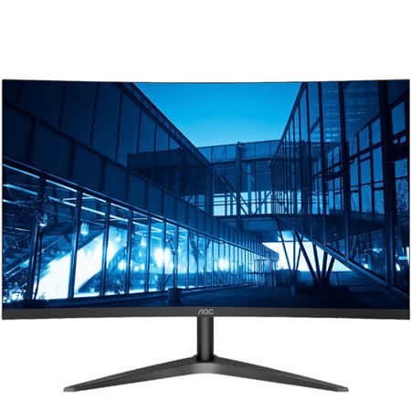 AOC 24型 廣視角螢幕顯示器
