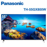 │Panasonic│國際牌 55吋 4K UHD 聯網液晶電視 TH-55GX800W