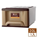 KEYWAY 抽屜整理箱GT-095(31.8x45.3x21.2cm)