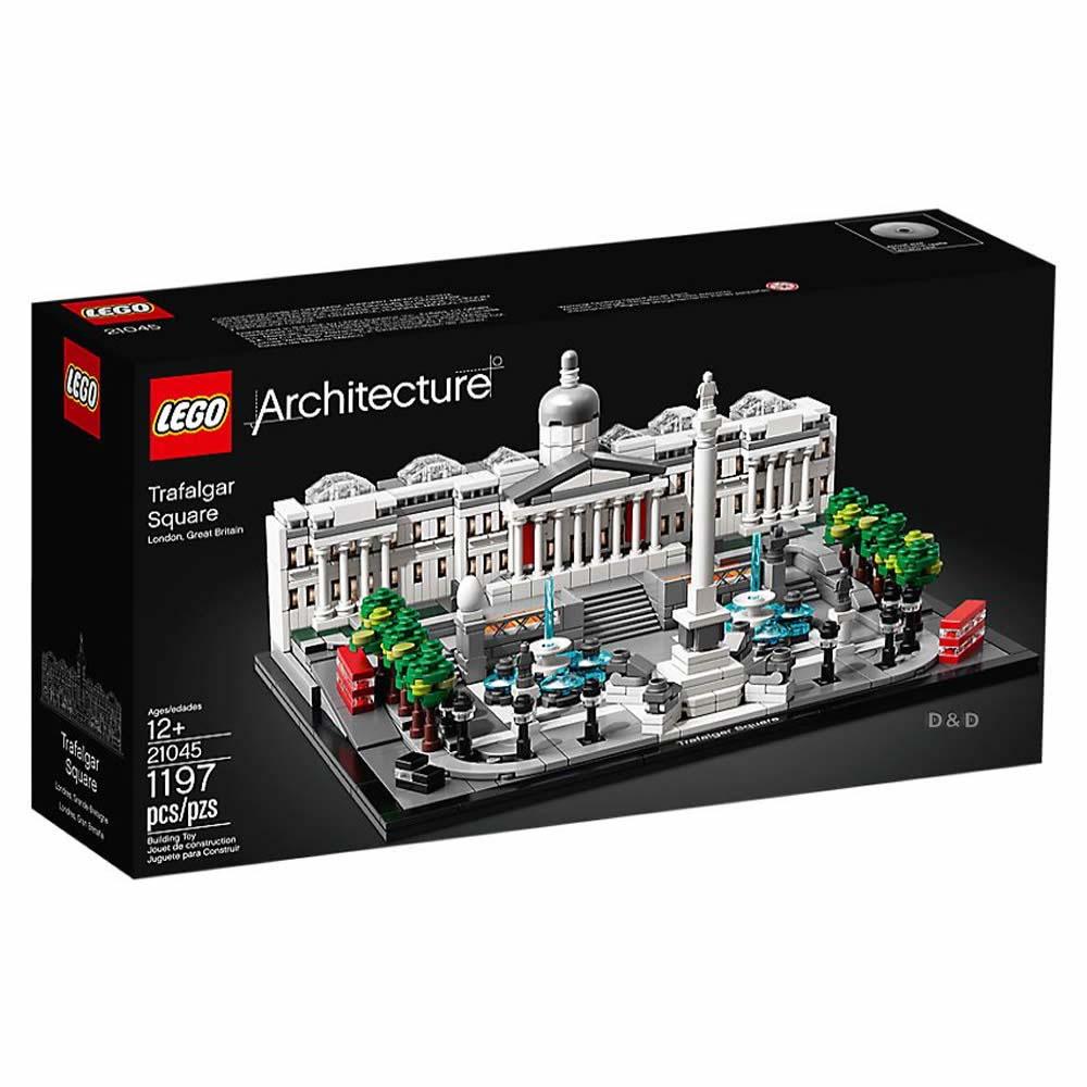 樂高積木 LEGO《 LT21045 》ARCHITECTURE 世界建築系列 - 特拉法加廣場