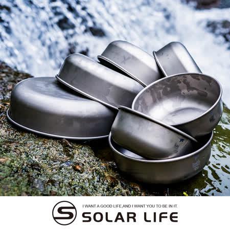 鎧斯Keith Ti5375 純鈦輕量環保餐碗7件套組