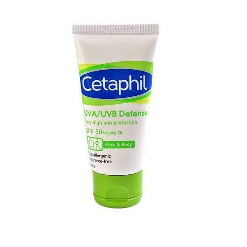 舒特膚 Cetaphil 極緻強護低敏防曬霜 50g