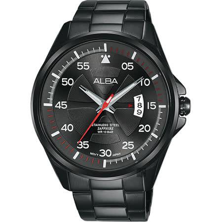 ALBA 雅柏  自我原創手錶/44mm