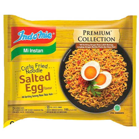 indomie 印尼鹹蛋炒麵20包/箱