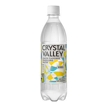 礦沛氣泡水檸檬風味585ml