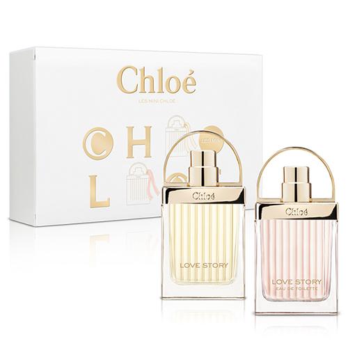 Chloe' 愛情故事小小雙氛圓舞曲禮盒