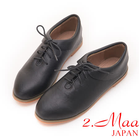 2.Maa 素面簡約衣領綁帶包鞋