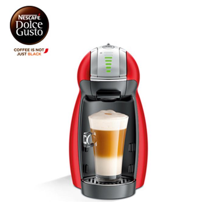 【雀巢 Dolce Gusto】咖啡機 Genio 2 星夜紅12244272