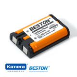 BESTON 無線電話電池 for Panasonic HHR- P107