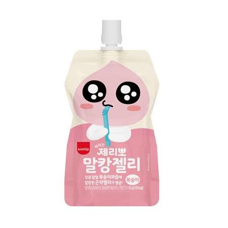 【韓國KAKAO】水蜜桃蒟蒻果凍飲130g