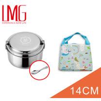 LMG<br/>316長野日式便當盒14cm