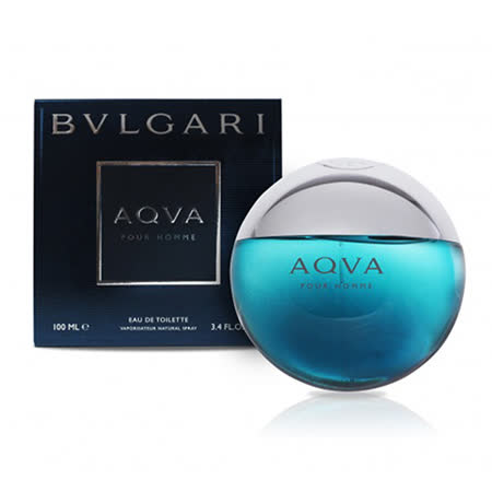 BVLGARI 寶格麗 水能量 男性淡香水100ml