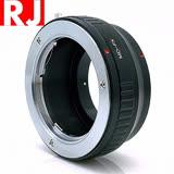 RJ鏡頭轉接環Minolta/MD-FX