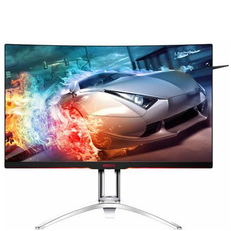 AOC AGON 32型 2K廣視角曲面電競螢幕