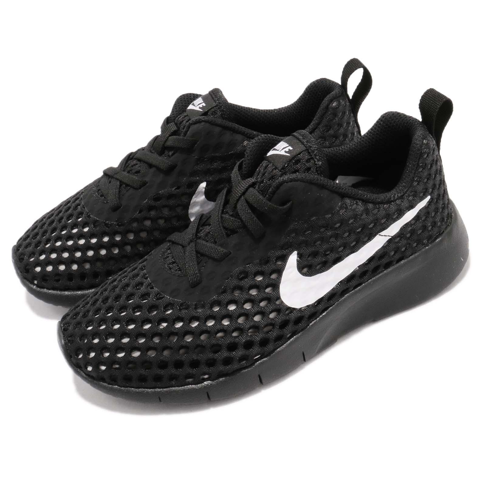Nike 休閒鞋 TANJUN BR 童鞋 AO9604-001