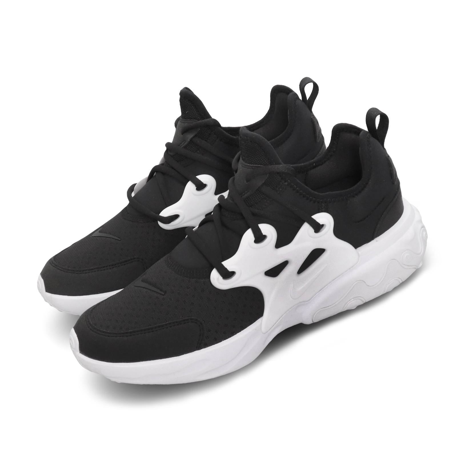 Nike 休閒鞋 React Presto 女鞋 BQ4002-001