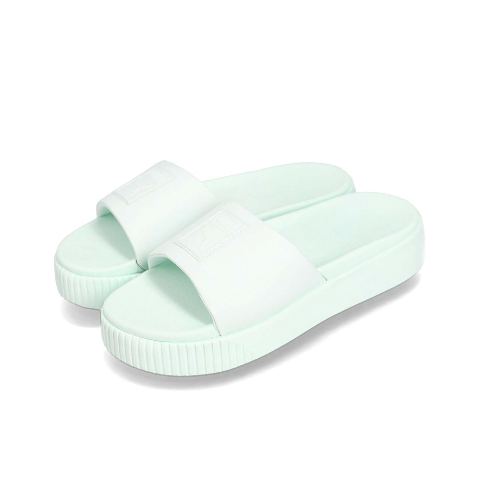 Puma 涼拖鞋 Platform Slide 女鞋 36612111