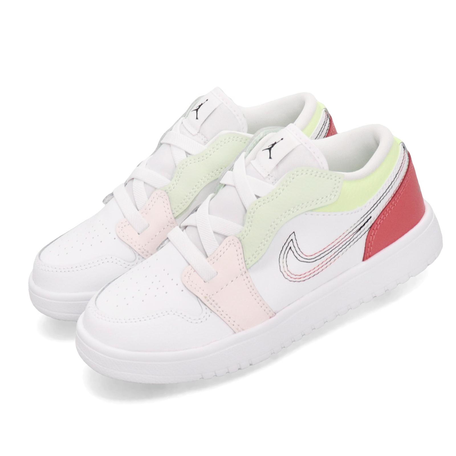 Nike 休閒鞋 Jordan 1 Low 童鞋 CD7226-176