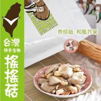 《搖搖菇》和風芥茉秀珍菇70g(共2包)