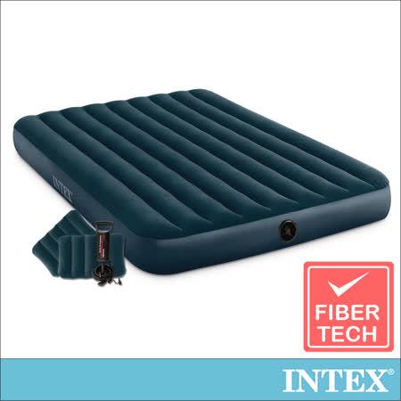 INTEX 經典雙大充氣床墊組