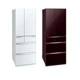 │MITSUBISHI│三菱 605L六門 變頻電冰箱 MR-WX61C
