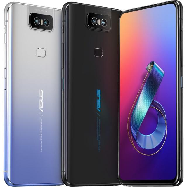 ASUS Zenfone 6 ZS630KL 6G/128G 6.4吋 智慧型手機~送5200mAh行動電源+風尚耳機組+小物收納袋