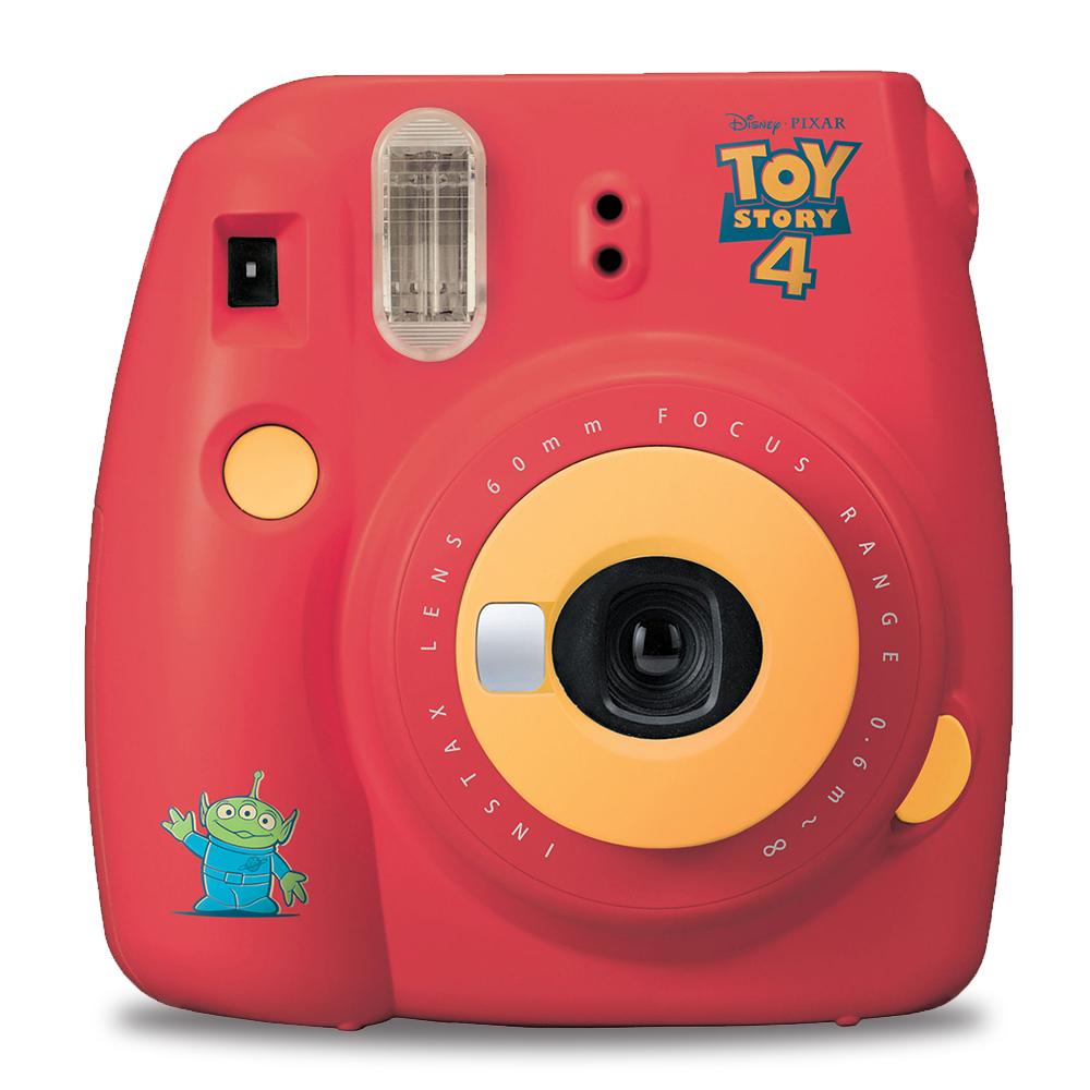 FUJIFILM instax mini 9 玩具總動員4 拍立得相機 (公司貨).
