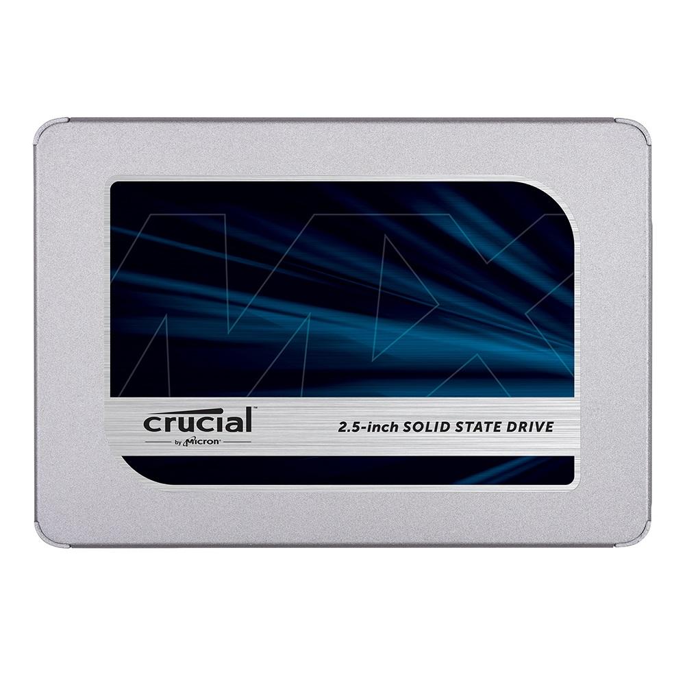 Micron Crucial 美光 MX500 500GB SSD固態硬碟