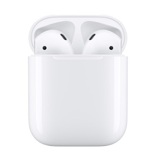 Apple AirPods  原廠藍牙耳機【搭配充電盒版】