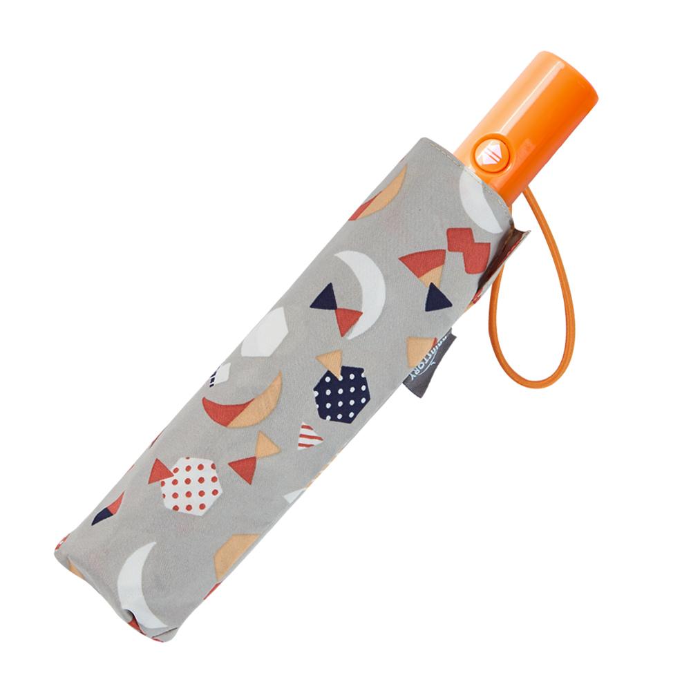 【RAINSTORY】-8°降溫凍齡個人加大自動傘(童趣拼貼)